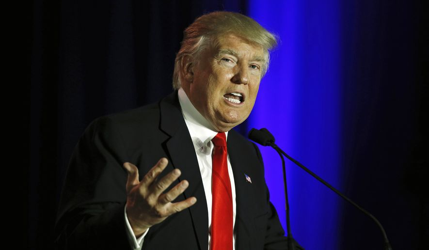 Donald Trump (Associated Press/File)