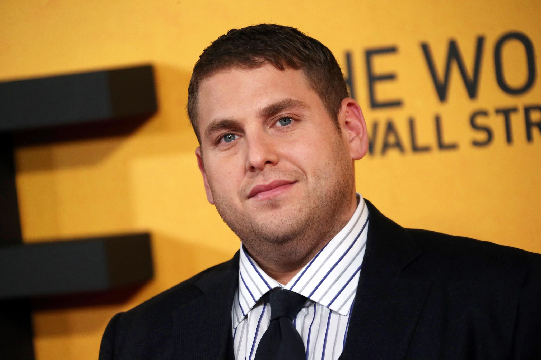 Actor Jonah Hill wants to challenge 'traditional masculinity'