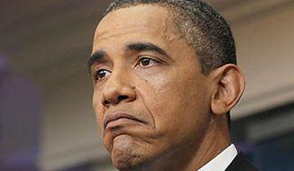 President Obama. (Associated Press) ** FILE **