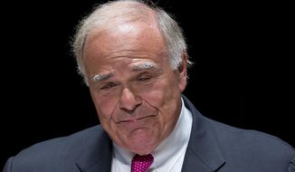 Former Pennsylvania Gov. Ed Rendell. (AP Photo/Matt Rourke)