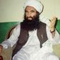 Leader: Jalaluddin Haqqani and his son control 10,000 fighters, training bases and religious schools for children in Pakistan. Haqqani militants who cross into Afghanistan are responsible for many of the brutal killings of Americans. (Associated Press)