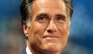 "National Republican Senatorial Committee has launched a ""Grab a Bite With Mitt"" contest for those who would relish a meal with Mitt Romney in Boston. (National Republican Senatorial Committee)"
