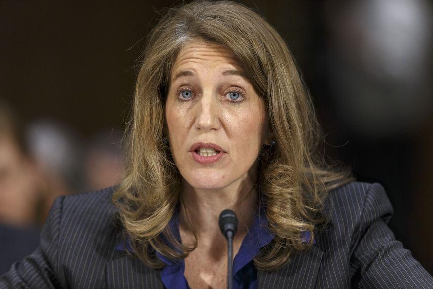 Health and Human Services Secretary Sylvia Mathews Burwell (Associated Press)