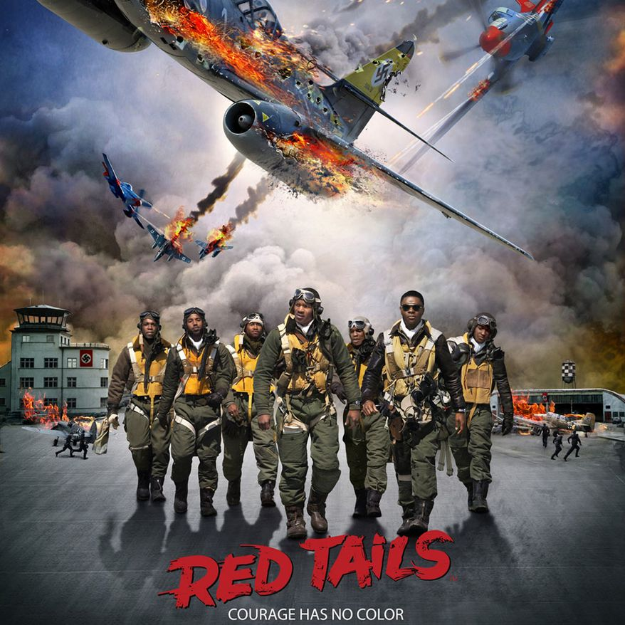 Number 12. Red Tails