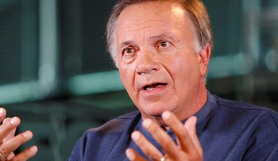 Former Rep. Tom Tancredo says he intends to run as a third-party candidate in the Colorado governor's race. Such a move could dash Republican efforts to take back the seat. He says he plans to change parties and run on the American Constitution Party ticket. (Associated Press)
