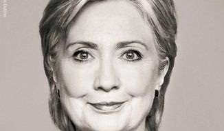 Hard Choices, Hillary Clinton's new memoir. (Simon & Schuster)