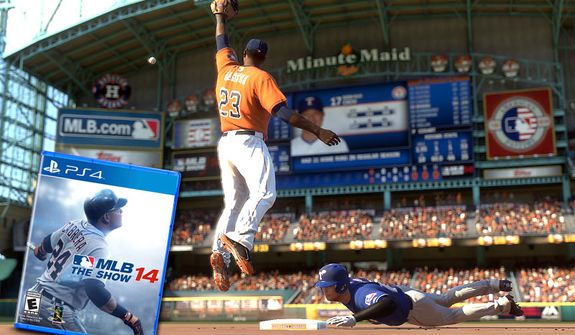 The video game MLB 2014: The Show is a great gift idea for the dad who loves baseball.