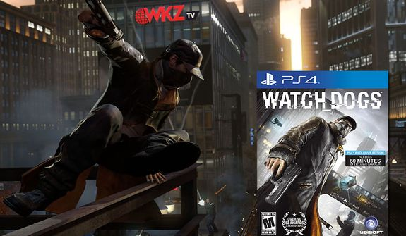 Ubisoft's Watch Dogs makes a great gift for the dad who loves video games.