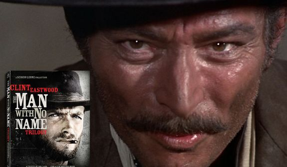 "The Man With No Name Trilogy from Twentieth Century Fox Home Entertainment includes a remastered version of ""The Good, The Bad and The Ugly."""