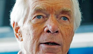 Sen. Thad Cochran, Mississippi Republican, seeking a seventh six-year term, faces a runoff June 24 against a Tea Party-backed rival, whom he won't debate. (Associated Press)