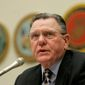 """Clearly, they do pose a threat because they're going to be part of the leadership team again,"" said retired Army Gen. John Keane, who served as an adviser to past commanders in Afghanistan. ""The fact of the matter is they're likely to be back in Pakistan with that leadership to influence future operations while the United States military is still there at least for a remaining year."" (AP Photo/Susan Walsh)"