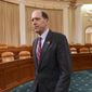 """House Ways and Means Committee Chairman Rep. Dave Camp, Michigan Republican, said it should not have taken a year for the IRS to tell Congress that it didn't have all of former employee Lois G. Lerner's emails. """"The fact that I am just learning about this, over a year into the investigation, is completely unacceptable and now calls into question the credibility of the IRS's response to to congressional inquiriers,"""" he said. (Associated Press)"""