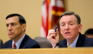 **FILE** Rep. Paul Gosar, Arizona Republican (Associated Press)