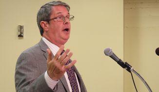 Sen. David Vitter, Louisiana Republican (Associated Press) **FILE**