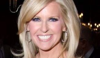 welcome: Monica Crowley will oversee online opinion section for The Washington Times.