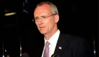 Former Congressman Bob Inglis, South Carolina Republican, was voted out of office in 2010 after opponents took issue with his stated position that man-made climate change is real. His outspokenness on the issue angered the state's conservative base. (associated presS PHOTOGRAPHs)