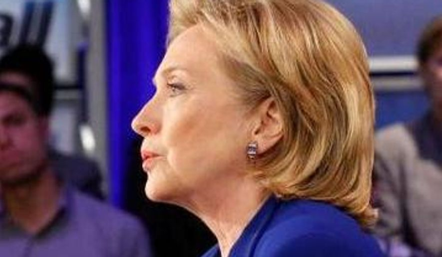 Hillary Rodham Clinton, who is openly considering a 2016 run for the White House, discussed her position on some of the major political issues of the day, including U.S. intervention in Syria, medicinal and legalized marijuana, and gay marriage. (Associated Press)