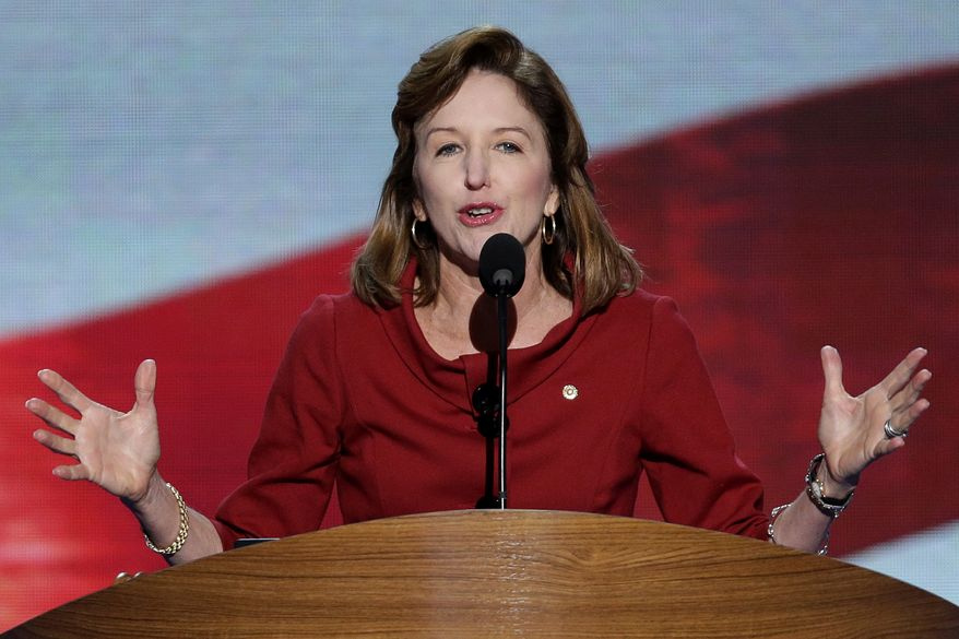 Sen. Kay Hagan of North Carolina defeated Elizabeth Dole to win her seat in 2008. She faces a strong challenge from Speaker of the North Carolina House of Representatives Thom Tillis, a tea party favorite who earned primary endorsements from Mitt Romney and the U.S. Chamber of Commerce. Tillis has represented North Carolina's 98th District since 2006. (Associated Press)
