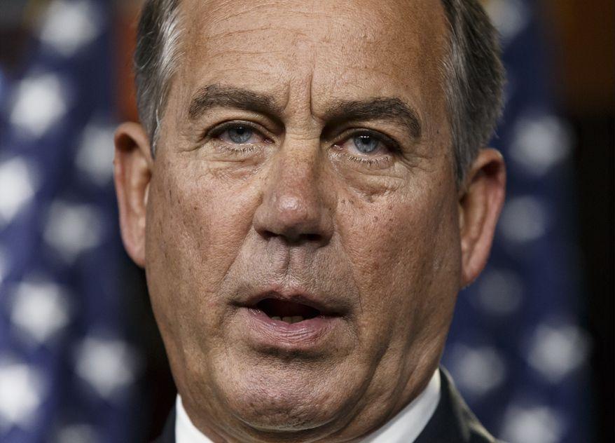 House Speaker John Boehn (AP Photo/File)