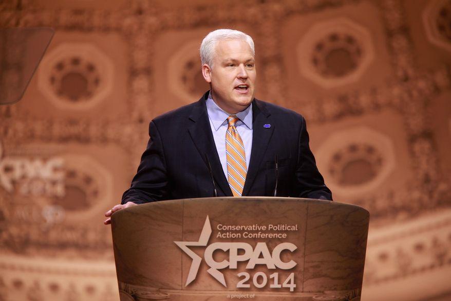 **FILE** Matt Schlapp, chairman of the American Conservative Union (Gage Skidmore)