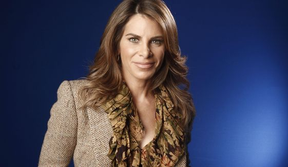 """This Jan. 6, 2012 file photo shows fitness guru Jillian Michaels in New York. Producers of the weight-loss competition series, """"The Biggest Loser"""" released a statement Wednesday, June 25, 2014 saying that Michaels will not be returning for for season 16 this fall. (AP Photo/Carlo Allegri, file)"""