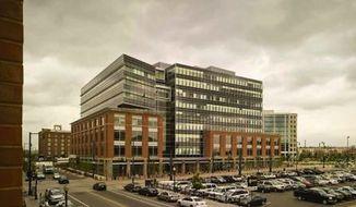 The Environmental Protection Agency's Region 8 headquarters in Denver (epa.gov)