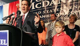 Chris McDaniel (Associated Press)