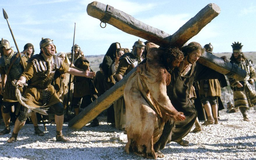 """Scene from the film """"The Passion of the Christ."""""""