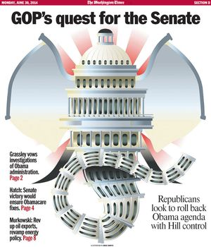 Download the special section, available in the June 30, 2014, edition of The Washington Times. (5.0 MB)