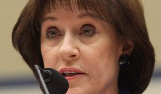 The lawyer of former Internal Revenue Service official Lois G. Lerner said Repbulicans are using the the IRS probe to drum up support among GOP voters. (Associated)