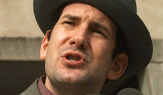 Matt Drudge (Associated Press/Brian K. Diggs) ** FILE **