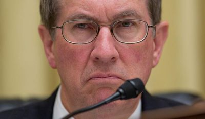 **FILE** Virginia Rep. Robert W. Goodlatte, chairman of the House Judiciary Committee (Associated Press)