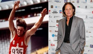 Olympian Bruce Jenner won the gold medal in the Decathlon at the 1976 Summer Olympics in Montreal. Following his victory, his career led to a new success in television. By 1981, he had starred in several made-for-TV movies and was Erik Estrada's replacement briefly on the top-rated TV series CHiPs. In 1991, he married Kris Jenner. Since the 2007 debut of the cable television reality series, Keeping Up with the Kardashians, he is seen as the stepfather of the Kardashian siblings: Kourtney, Kim, Khloe, and Rob Kardashian as well as the father of Burt, Casey, Brandon, Brody, Kendall, and Kylie Jenner (AP Photo)
