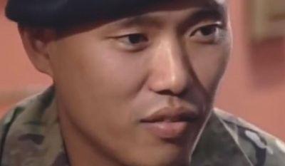 Corporal Dipprasad Pun. (Image: YouTube)