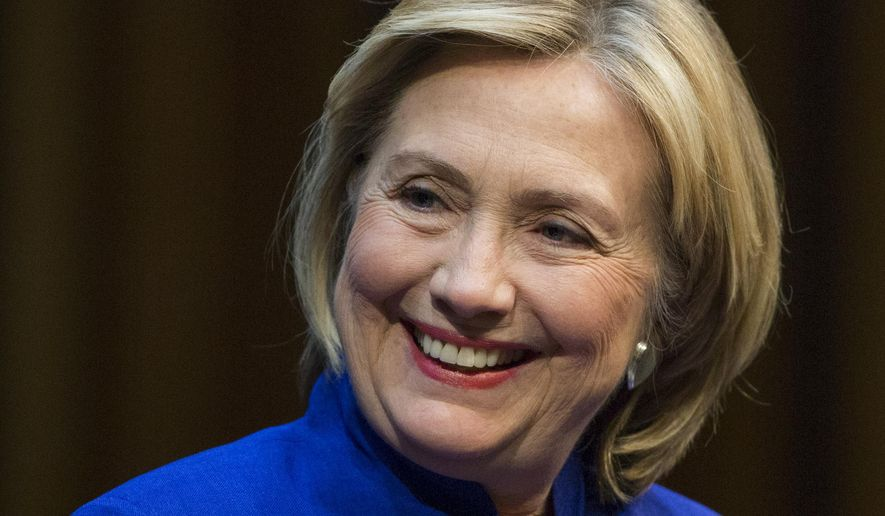 Hillary Rodham Clinton (AP Photo)