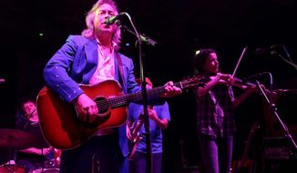"Jim Lauderdale's new album, ""I'm a Song,"" was released July 1, which continues his mastery of the traditional country and honky-tonk sound.  (John Davisson/Invision/Associate Press)"