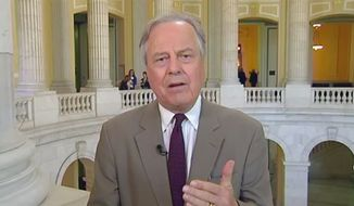 Edward Whitfield, Congresswoman KY-01 discusses the impact of big government (TellDC screenshot)