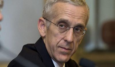"U.S. climate change envoy Todd Stern said recent talks with China were ""positive,"" but also said the two nations ""talked a lot and agreed on little."" (Associated Press)"