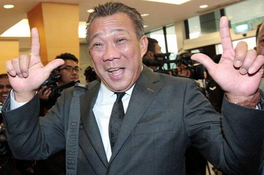 """Malaysian member of parliament Bung Moktar Radin is receiving widespread criticism after he tweeted """"long live Hitler"""" in response to Germany's win over Brazil Tuesday at the World Cup. (The Malaysian Star)"""