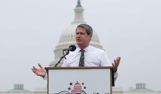 In a letter opposing the EPA's attempt to garnish the paychecks of polluters, Sen. David Vitter, Louisiana Republican, said while he understands the EPA's desire to efficiently collect debt, he was concerned it would give them too much power over citizens. (Associated Press)