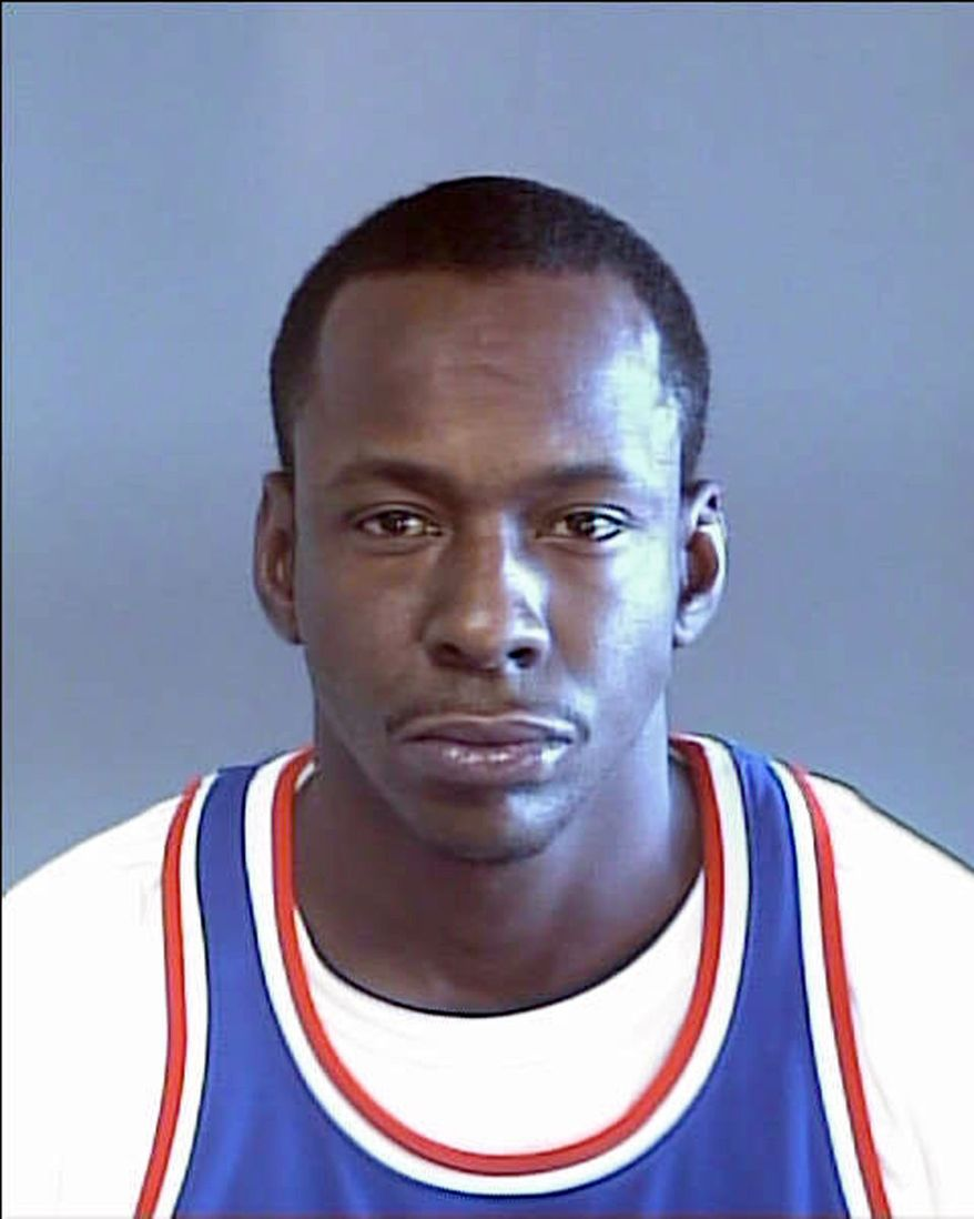 BOBBY BROWN - Singer Bobby Brown, is shown in a photo released by the DeKalb County (Ga.) Sheriff's office Thursday, Nov. 7, 2002,  was arrested early Thursday in Atlanta's trendy Buckhead district on drug and traffic charges.  An officer at the Atlanta city jail said Brown was charged with possession of less than an ounce of marijuana, speeding and having no driver's license or proof of insurance.  Brown posted $1,500 bond at the Atlanta jail shortly before 9 a.m. He was then taken to the nearby DeKalb County jail, where he was wanted for failing to appear in court on driving charges from February 1997. (AP Photo/DeKalb County Sheriff, ho)
