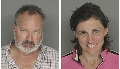 RANDY QUAID - These booking photos provided by the Santa Barbara County Sheriff's Office shows actor Randy Quaid and his wife Evi Quaid. Police arrested the Quaids Saturday Sept. 18, 2010 on charges of felony residential burglary and entering a non-commercial building without consent, a misdemeanor. Police also charged Evi Quaid with resisting arrest. (AP Photo/Santa Barbara County Sheriff)