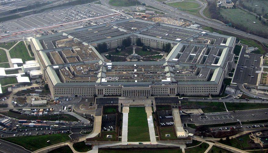 The Pentagon. (Associated Press) ** FILE **