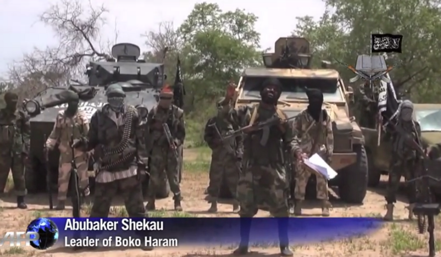 The northeast Nigerian town of Gwoza, seized earlier this month by Boko Haram militants, has been placed under an Islamic caliphate, the group's leader said in a video obtained by the Agence France-Presse. (YouTube)