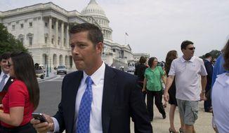 Rep. Sean Duffy, Wisconsin Republican. (Associated Press) ** FILE **