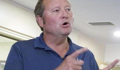 ** FILE **  Former Montana Gov. Brian Schweitzer, shown here in Helena, Mont., August, 2012, says he will not run for Montana's open U.S. Senate seat in 2014. (AP Photo/Matt Gouras, File)