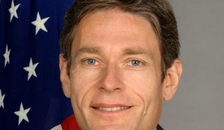 "Last week in Geneva, Tom Malinowski, assistant secretary of state for democracy, human rights and labor, told the U.N. Committee Against Torture: ""A little more than 10 years ago, our government was employing interrogation methods that, as President Obama has said, any fair-minded person would believe were torture.""  (AP Photo/U.S. State Department)"