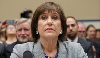 Lois G. Lerner, who was head of the IRS division that scrutinized the tea party applications until she retired while under investigation in 2013, suffered a computer hard drive crash that cost potentially thousands of emails that should have been part of the record. (Associated Press)