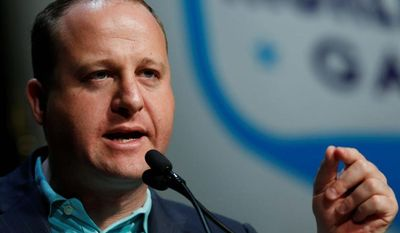 Colorado Democrats fear the anti-fracking crusade of Rep. Jared Polis may jeopardize their tentative hold on Denver. Mr. Polis is sponsoring two ballot measures against hydraulic fracturing. (Associated press)