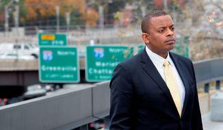 Transportation Secretary Anthony Foxx. (Associated Press) ** FILE **